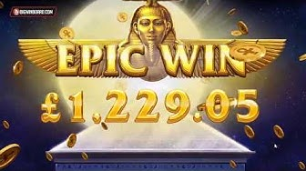 WINGS OF RA (RED TIGER) ONLINE SLOT