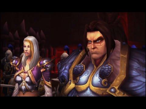 World Of Warcraft - (Alliance) Cinématique de la chute de garrosh [FR]