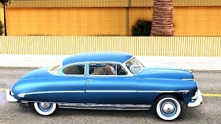 1952 Hudson Hornet - GTA San Andreas