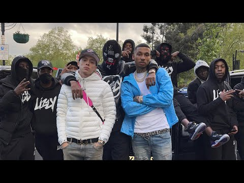 Stay Flee Get Lizzy feat. Fredo & Central Cee - Meant To Be (Official Video)