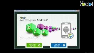 Android Data Recovery to Get Back Lost/Deleted Files