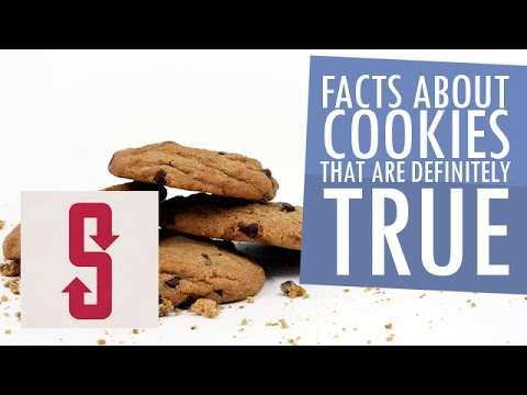 Facts About Cookies That Are Definitely True
