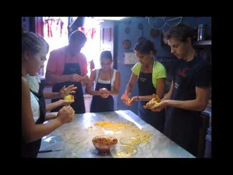 CookingClass #3, Benno's family from Germany