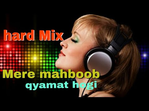 Mere Mehboob Qayamat HogiAbhay Jain Reprise Kishore Kumar hard new version mix by dj sahir