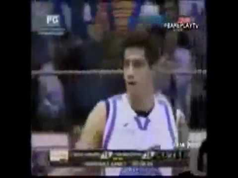 Marc Pingris Dunks and Blocks