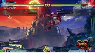 Street Fighter 5 - Favorite New Ken Stuff from mid Season 5 patch