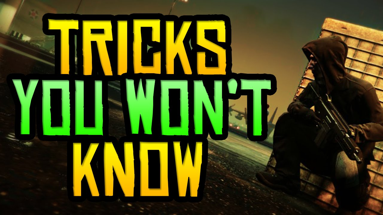 gta 5 tricks and tips