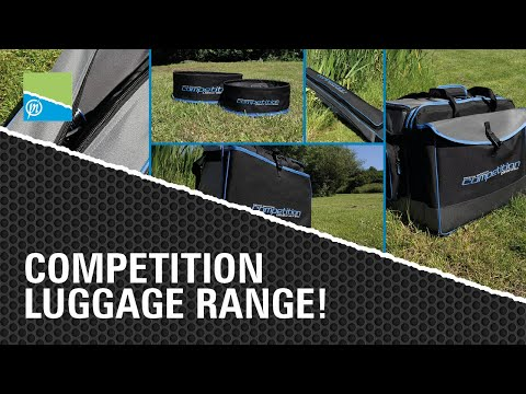 AMAZING FISHING LUGGAGE FOR UNDER £75! | PRESTON INNOVATIONS COMPETITION LUGGAGE