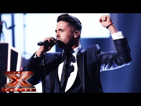 Ben Haenow sings Michael Bublé's Cry Me A River | Live Week 6 | The X Factor UK 2014