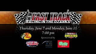 On the Fast Track: Racing in the Ozarks