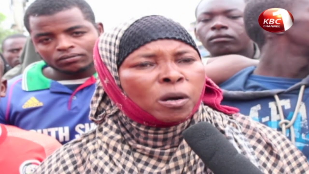 Family in Huruma seeking justice after their son was shot by police officer