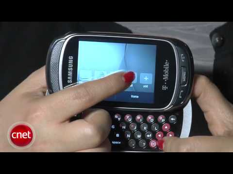 refurb Samsung Gravity T Review T Mobile