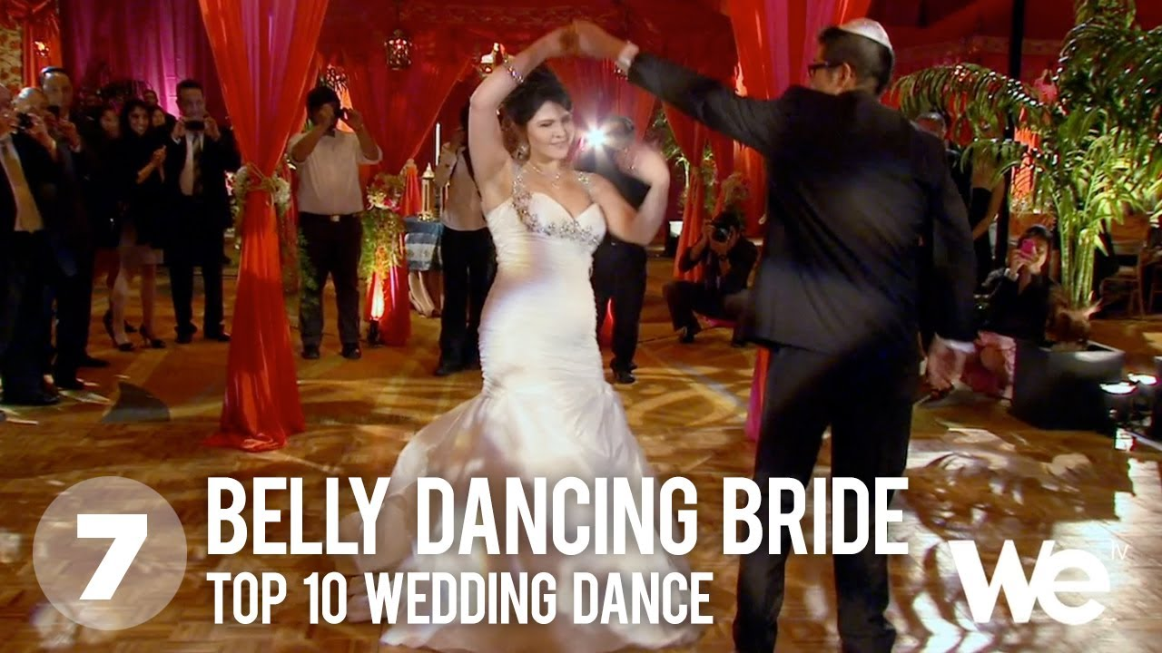 Belly Dancing Bride Top Dance From My Fair Wedding Youtube