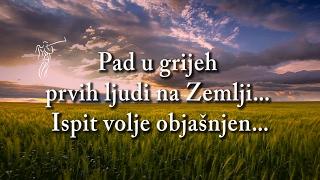 bog je ljubav 11 pad u grijeh prvih ljudi na zemlji ispit volje objašnjen