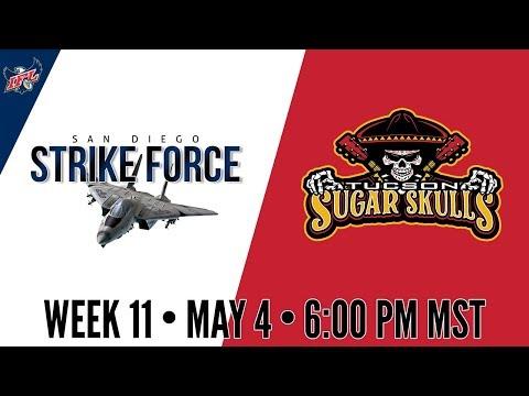 IFL Week 11 | San Diego Strike Force at Tucson Sugar Skulls