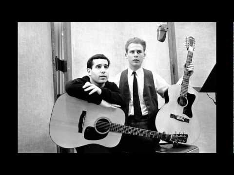 A Poem On The Underground Wall- Simon and Garfunkel: Demo Version