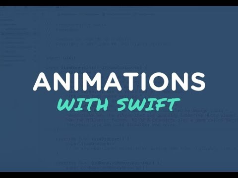 Beginner iOS Programming: Animations
