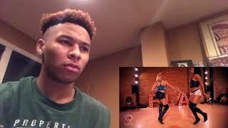 Unbelievable   Schubert Dip   Brinn Nicole Choreography REACTION