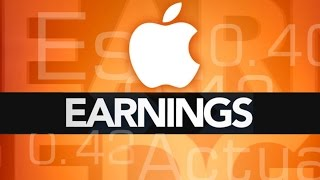 Apple's Earnings Report: The Good and the Bad