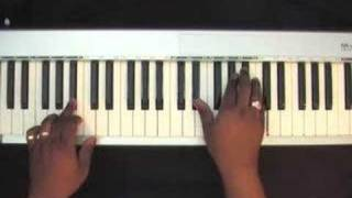 Stand - Donnie McClurkin - Piano Tutorial