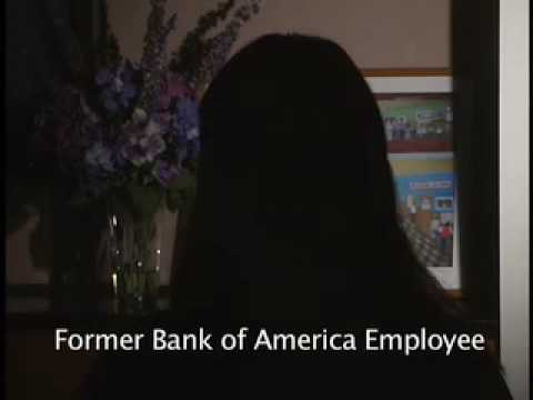 Bank of America Workers Speak Out
