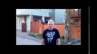 видео частный дом отделка фасада в Ростове-на-Дону