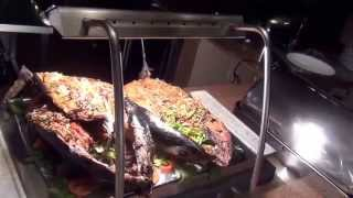 Шведский стол в ресторане отеля Dessole Pyramisa Sharm El Sheikh Resort 5*(, 2014-04-20T06:46:00.000Z)