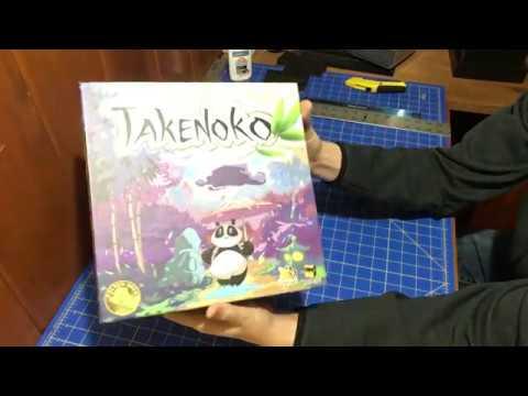 Foam Core  and Review of Takenoko Hybrid