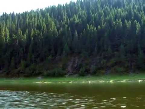 Кемпинг Ермак на реке Чусовой, Пермский край