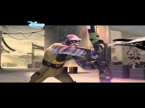 youtube filmek - Star Wars: Lázadók - Bonyolódik a helyzet