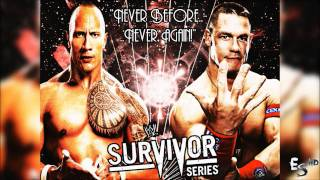 "2011: WWE Survivor Series Theme Song - ""Good Feeling"" (Pitched)  [High Quality + Download Link]"