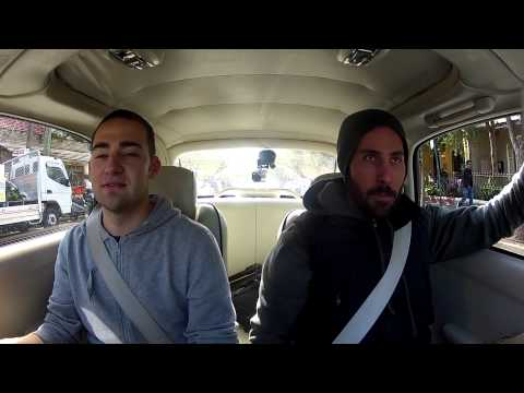 Cruising In The Nissan Figaro