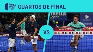 Resumen Cuartos de Final Belluati/Moyano Vs Rico/Ruiz Estrella Damm Madrid Master