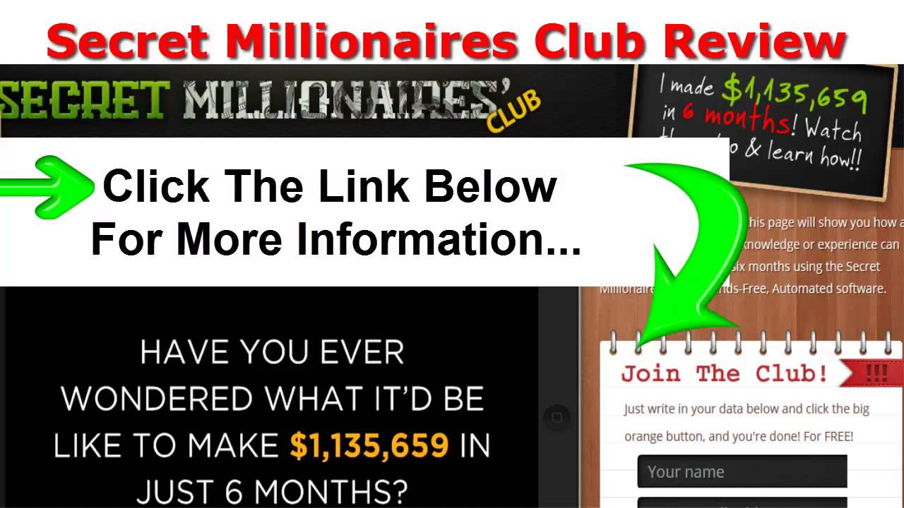 Millionaires society binary options