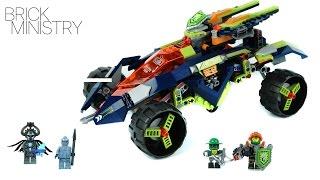 lEGO Nexo Knights Вездеход Аарона 4x4 (70355)/LEGO Nexo Knights Aaron 4x4 Trailer