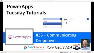 dropdown in powerapps videos, dropdown in powerapps clips