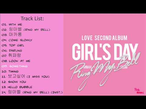 Girl's Day (걸스데이) - The 2nd Album 'LOVE' [Full Album]