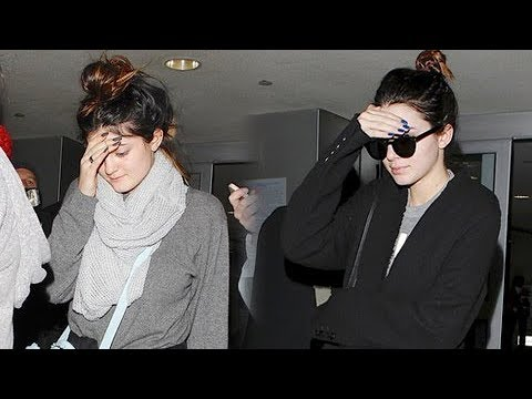 Kendall And Kylie Jenner Soak Up The Attention Amid Kendall's Romance With Harry Styles [2013]