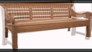 Teak Wood Benches By Wood-joy