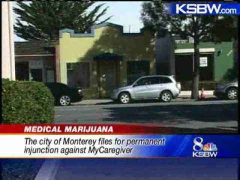 Monterey Files Permanent Injunction Against Marijuana Clinic