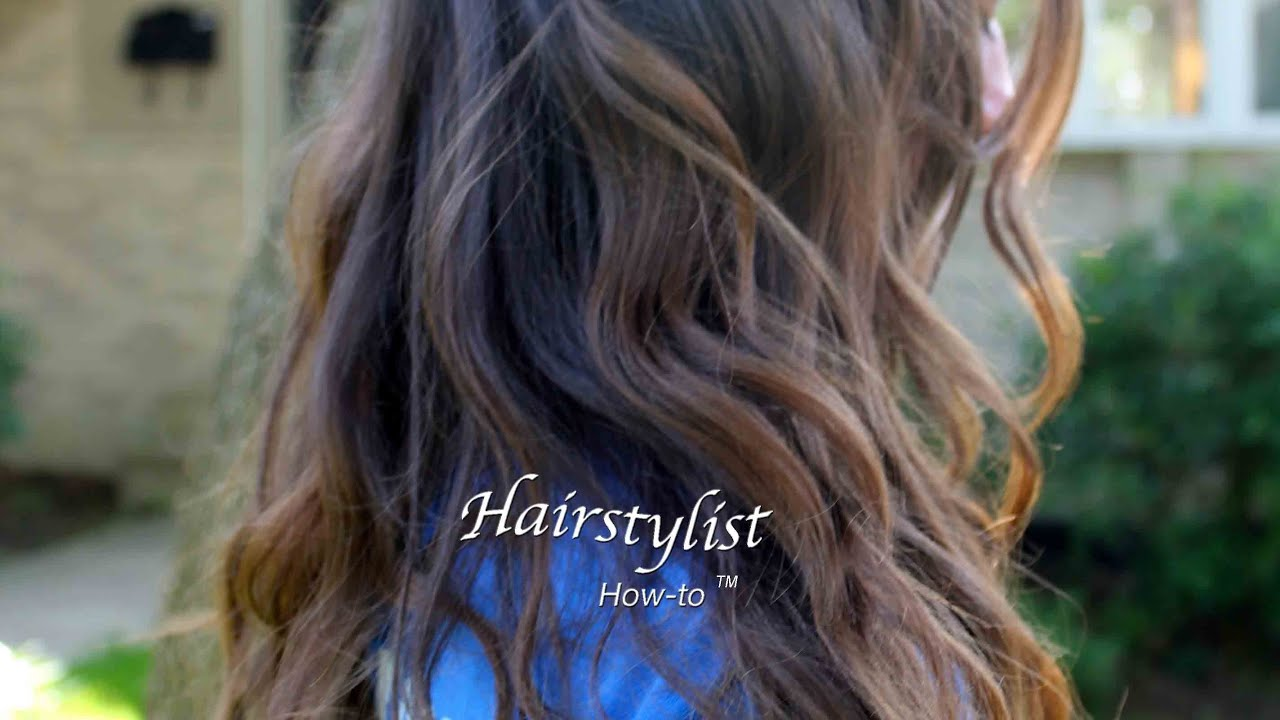 How to do Ombre\' Hair Color - YouTube