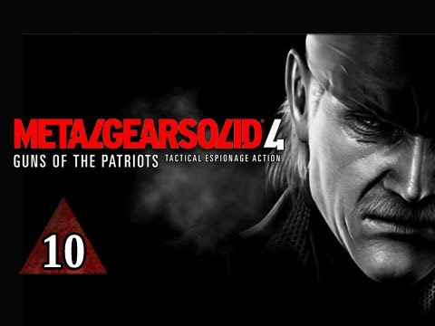 Metal Gear Solid 4 Walkthrough - Part 10 South America Let