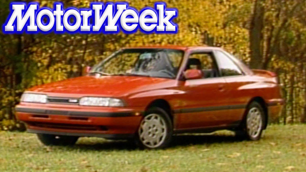 Download 1988 Mazda MX-6 GT   Retro Review