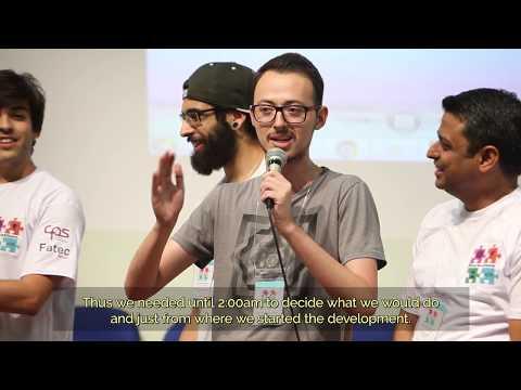 TCS Brazil sponsors the first TCS Hackathon in Latin America