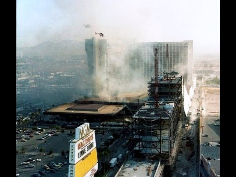 las vegas casino fire