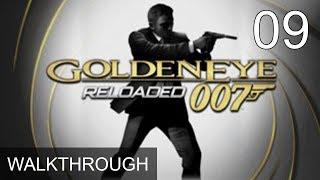 GoldenEye 007: Reloaded Walkthrough Part 9 Tank Gameplay LetsPlay (1080p)