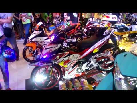 sm city cebu motor show