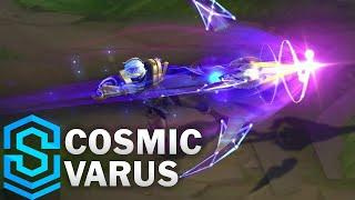 Cosmic Varus Skin Spotlight - Pre-Release - League of Legends