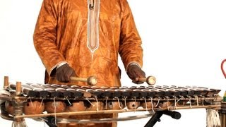 Balafon Beginner Techniques | African Drums