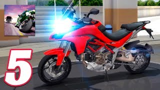 Traffic Rider levels 21-23 - Gameplay Android & iOS game - motorcycle games
